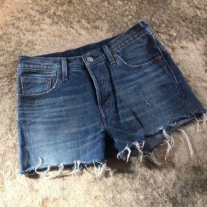Levi's Cut-Offs Shorts